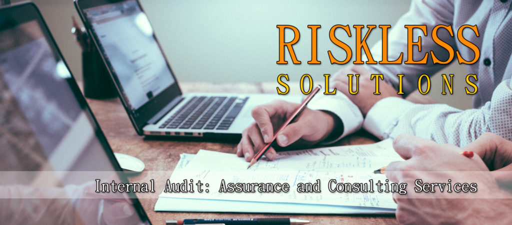 Internal audit: assurance and consulting services